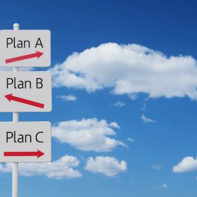 ビジネスプランを選ぶ・選択する