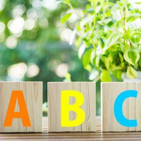 ABC-アルファベット