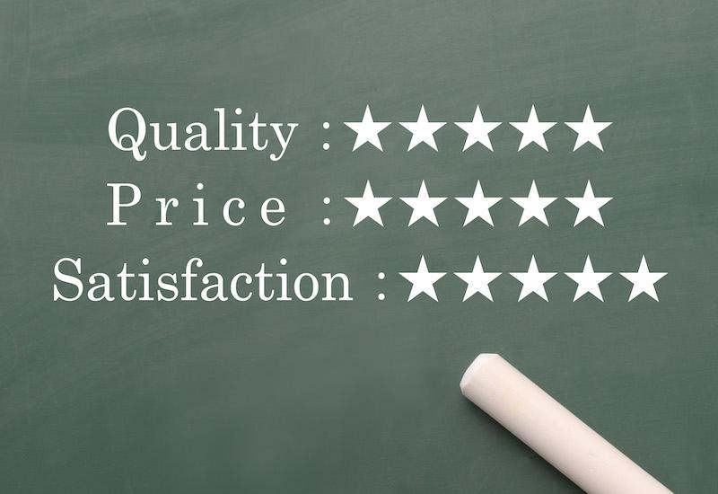 品質・評価