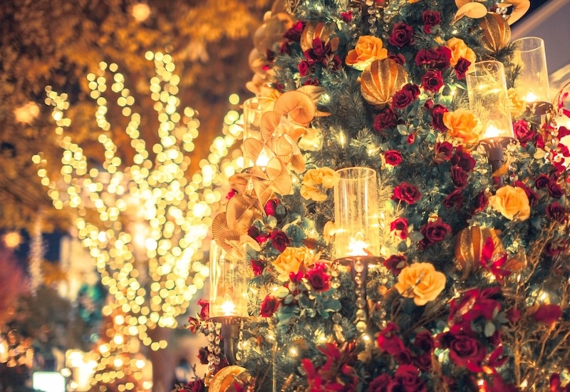 クリスマス・演出