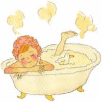 ゆったり入浴