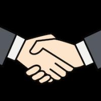 合意・握手
