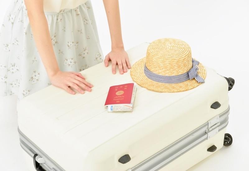 旅行の準備・トラベルバッグ