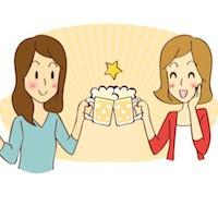 飲み会の女性